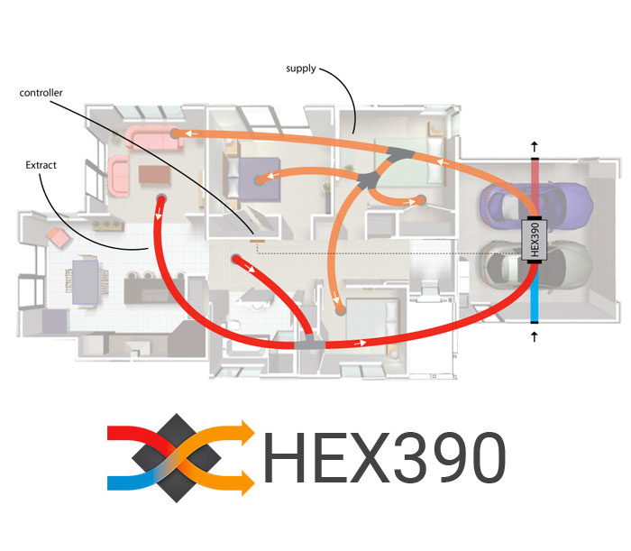 ChillTechnology - Hex 390 Smooth Air