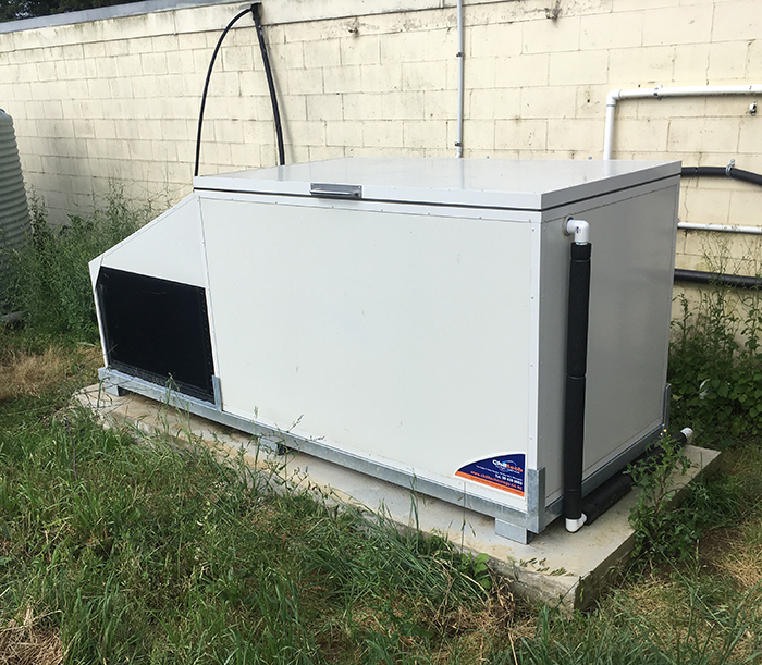 ChillTechnology - Farm Refrigeration