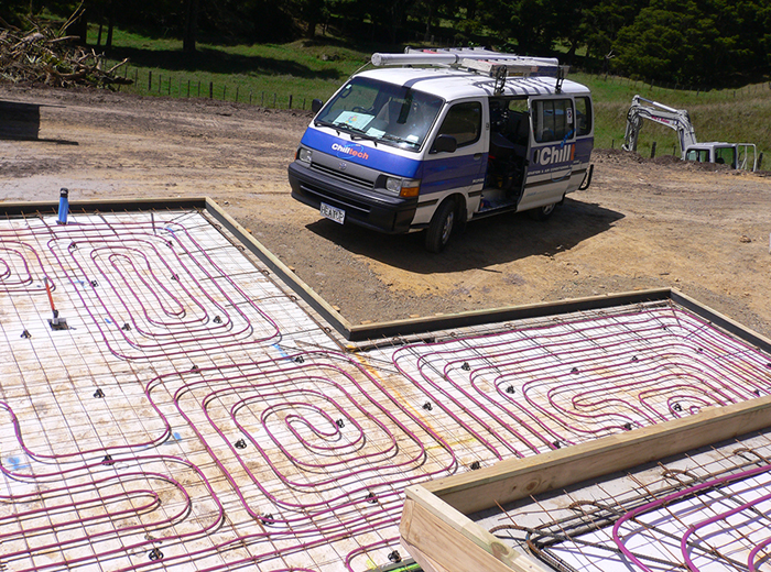 ChillTechnology - Underfloor Heating