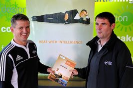 Chill Technology - Mike Colthurst - winner of Daikin heatpump